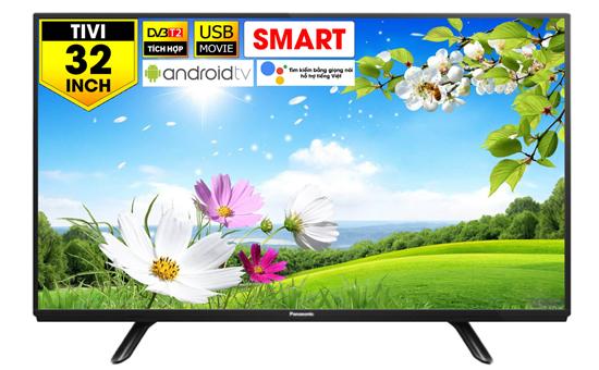 Smart Tivi Android 9.0 Panasonic 32 inch TH-32GS550