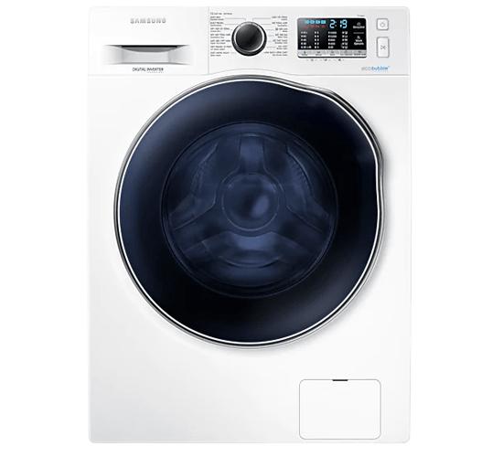 Máy giặt lồng ngang 9.5Kg Samsung WD95J5410AW/SV + Sấy 6kg