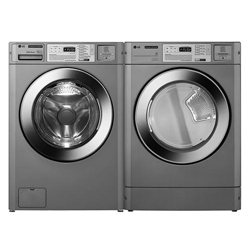 Bộ Máy Giặt Sấy Chuyên Dụng LG Giant-C Giặt 19kg Sấy 19kg – Chính Hãng