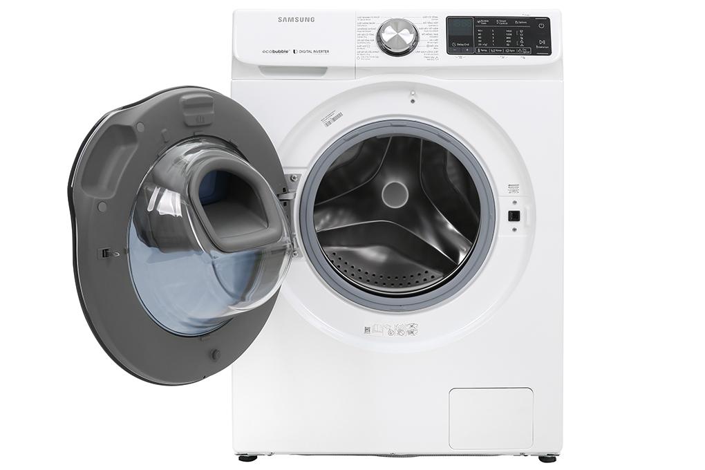 Máy giặt sấy Samsung AddWash Inverter 10.5 kg (WD10N64FR2W)