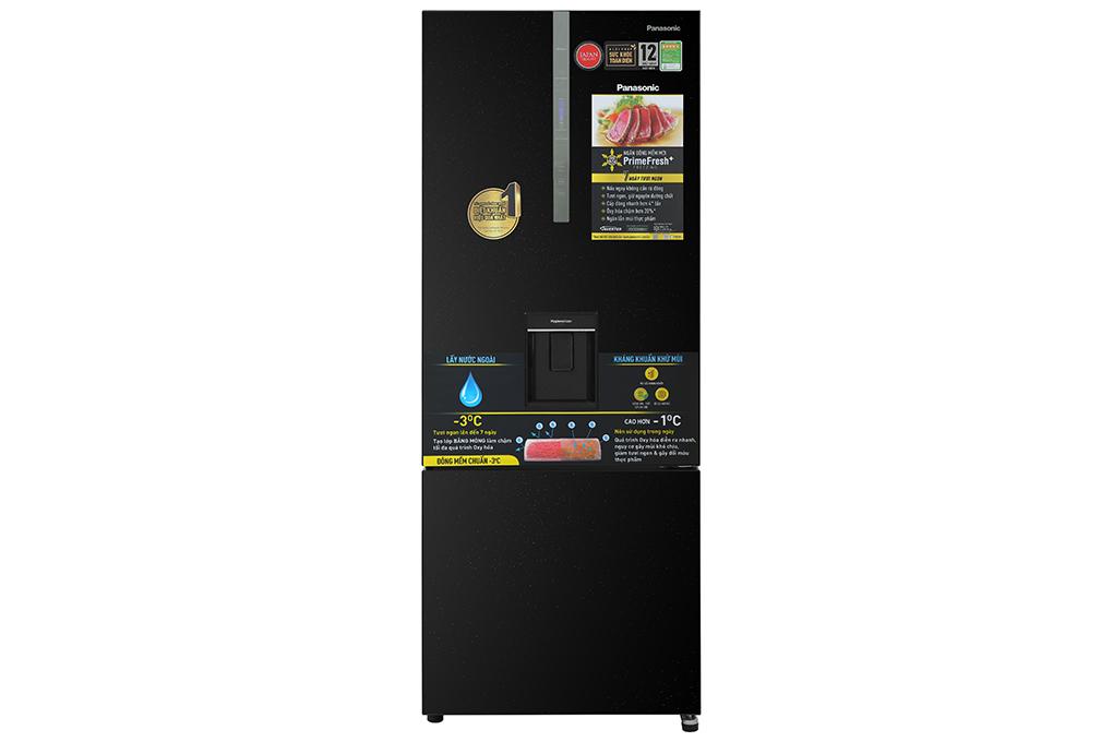 Tủ lạnh Panasonic Inverter 417 lít NR-BX471GPKV Mới 2021