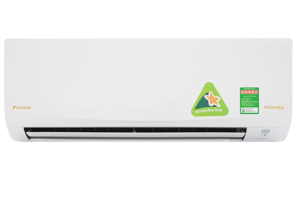 Máy lạnh Daikin Inverter 1 HP ATKQ25TAVMV Mẫu 2019
