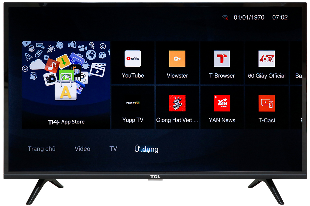 Android Tivi TCL 55 inch 55P715
