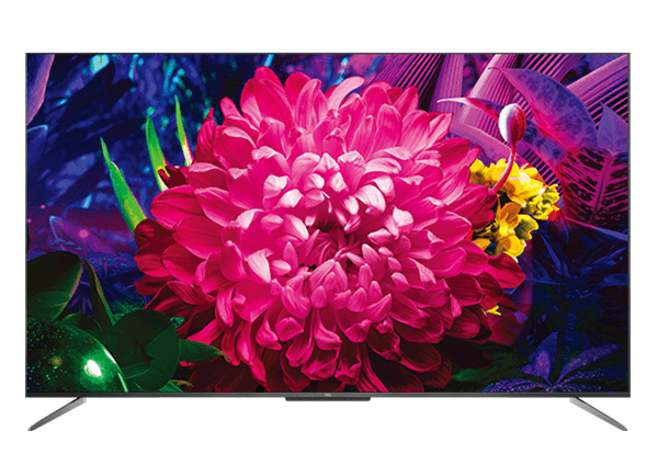 QLED Tivi 4K TCL 55C715 55 inch Smart Android TV mới 2020