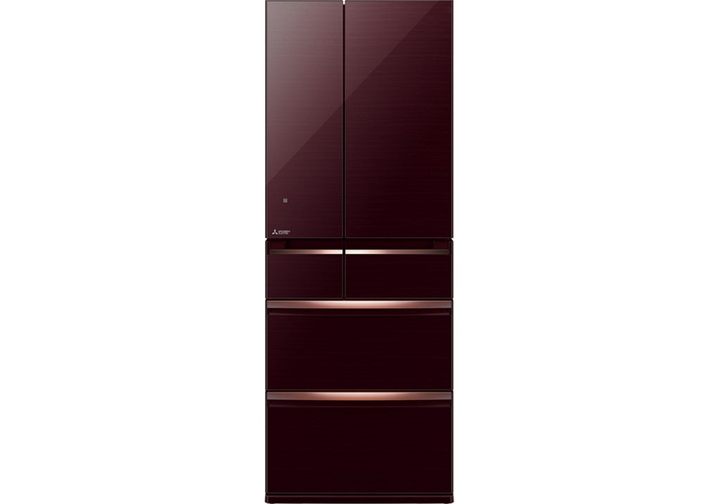 Tủ lạnh 6 cánh Mitsubishi Electric MR-WX52D-BR-V - 506 Lít