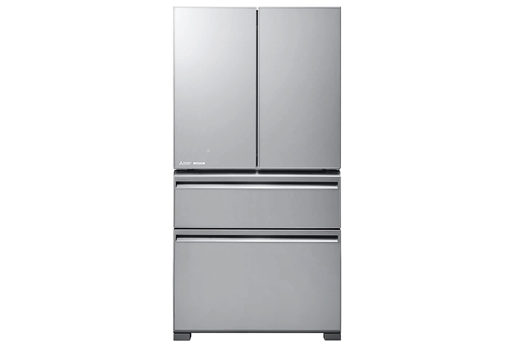 Tủ lạnh Mitsubishi Inverter 555 lít MR-LX68EM-GSL-V