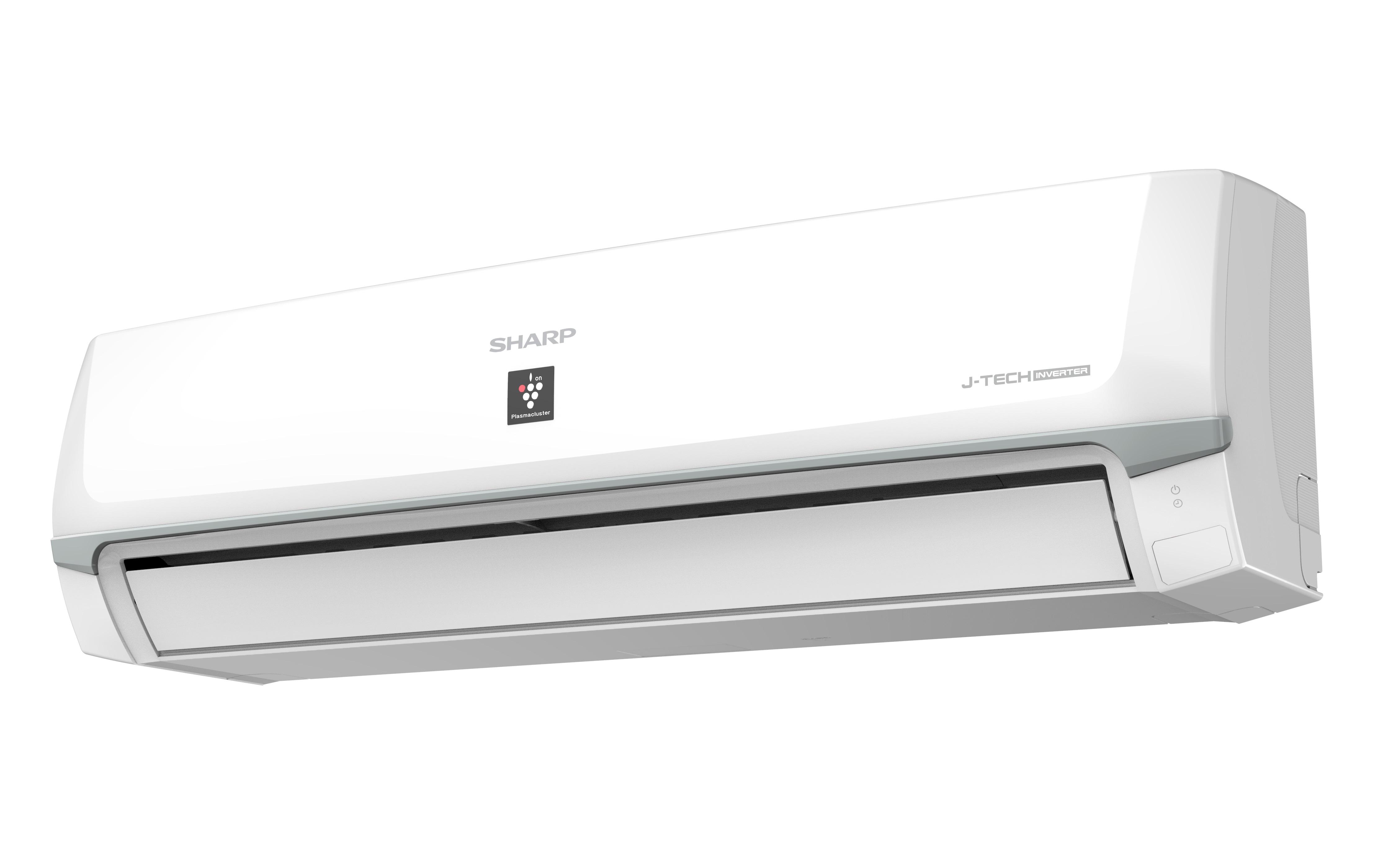 Máy lạnh Sharp Inverter 1.5 HP AH-XP13WHW