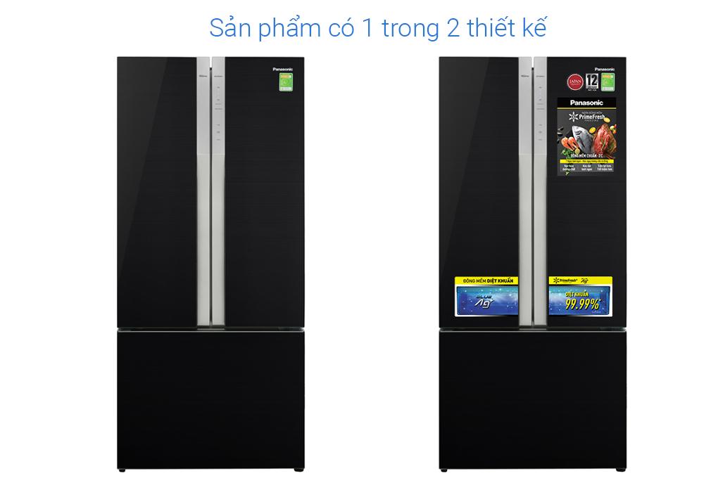 Tủ lạnh Panasonic Inverter 494 lít NR-CY550AKVN