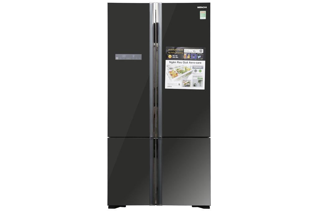 Tủ Lạnh Hitachi R-WB850PGV5 GBK Inverter 640 lít