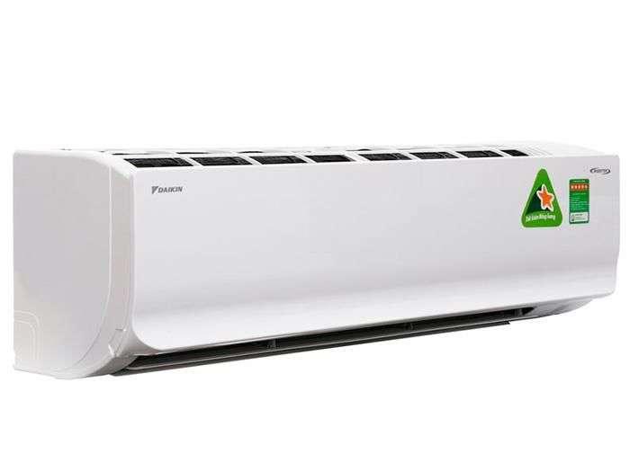 Điều hòa treo tường Daikin Inverter 1 Chiều 9000 BTU (FTKC25UAVMV)