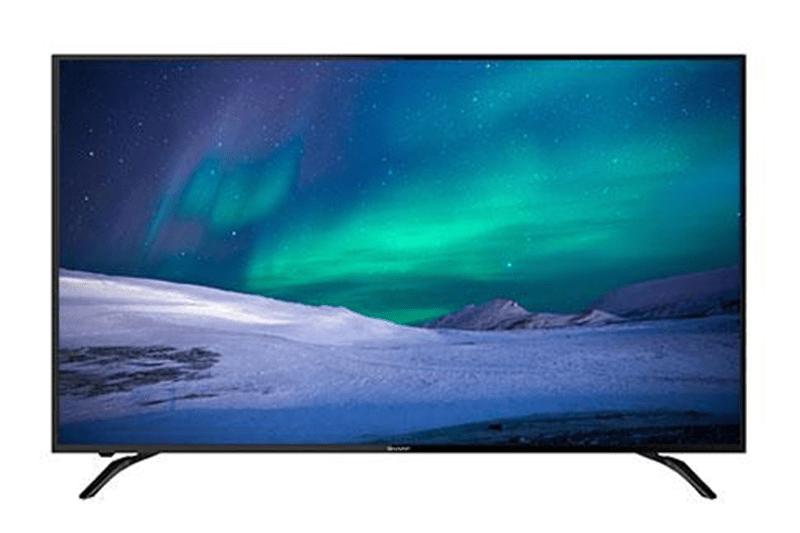 Smart Tivi Sharp 4T-C70BK1X 70 inch 4K - Chính Hãng