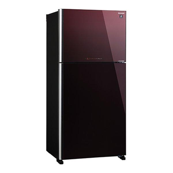 Tủ lạnh Sharp SJ-XP570PG-MR 570 lít 2 cửa Inverter