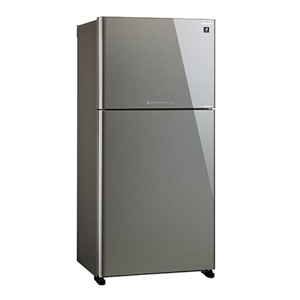 Tủ lạnh Sharp SJ-XP570PG-SL 570 lít 2 cửa Inverter