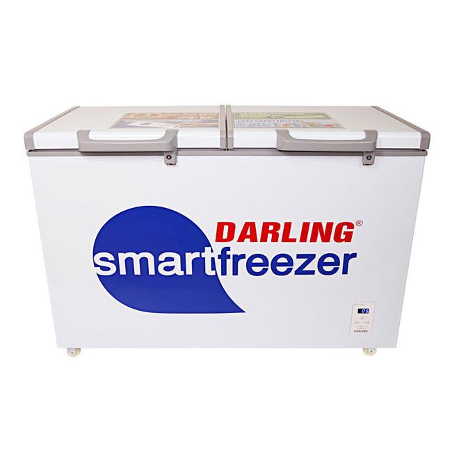 Tủ Đông Mát 2 Dàn Lạnh Inverter Darling DMF-4699WSI-4 Dung tích 450 Lít